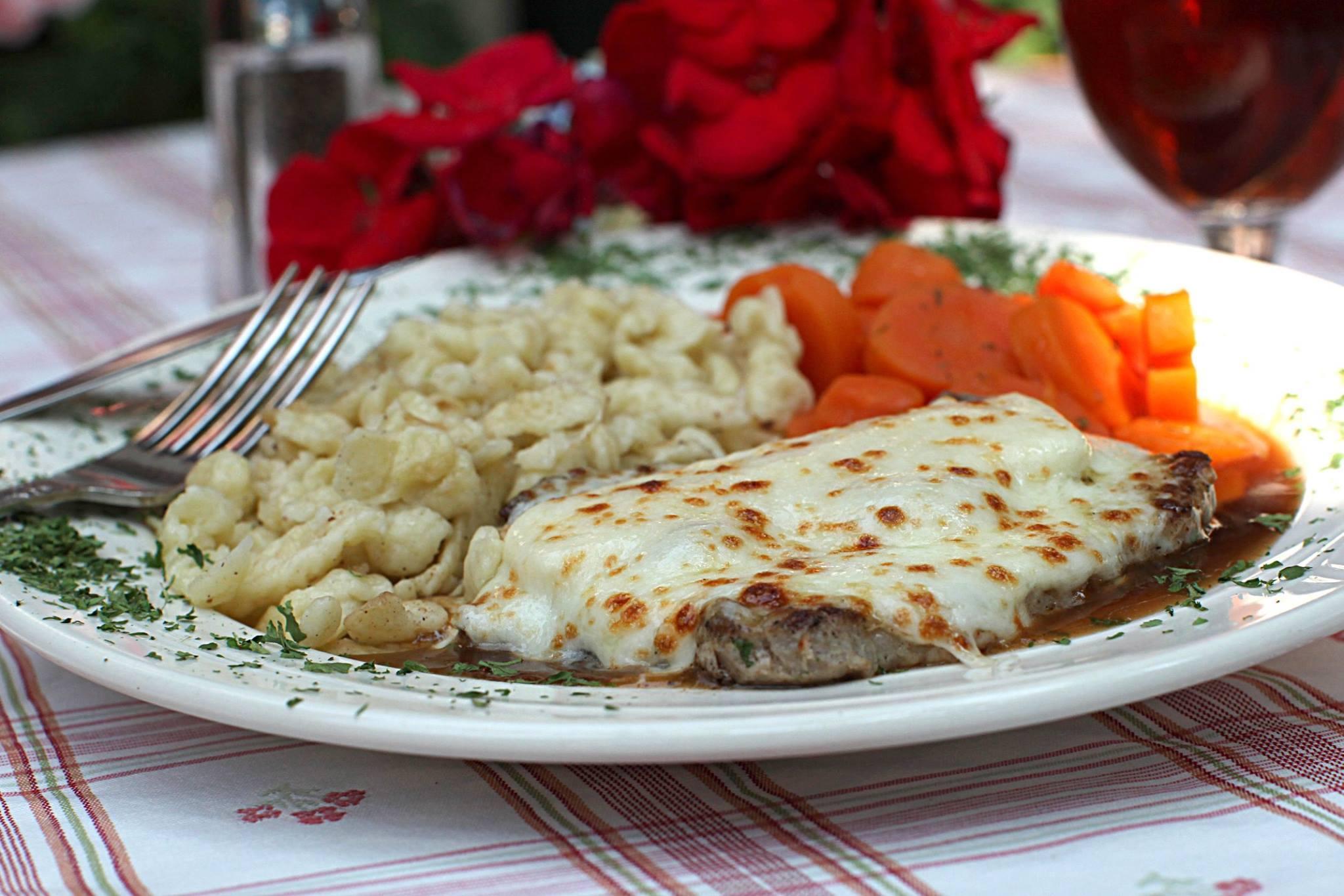 Kaeseschnitzel